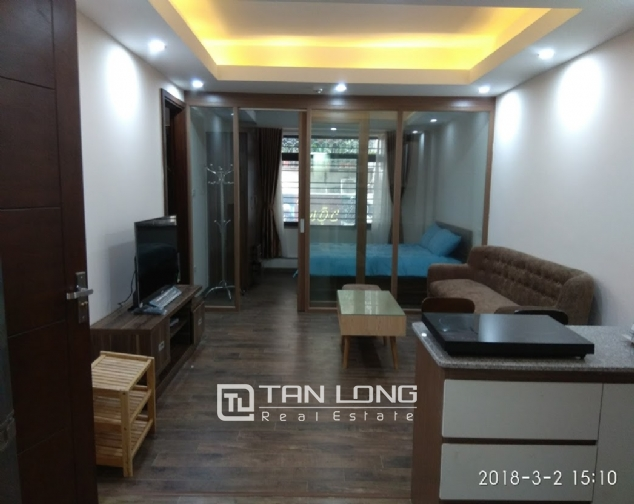 Serviced apartment for rent on Huynh Thuc Khang, Dong Da 1