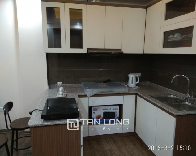 Serviced apartment for rent on Huynh Thuc Khang, Dong Da 2