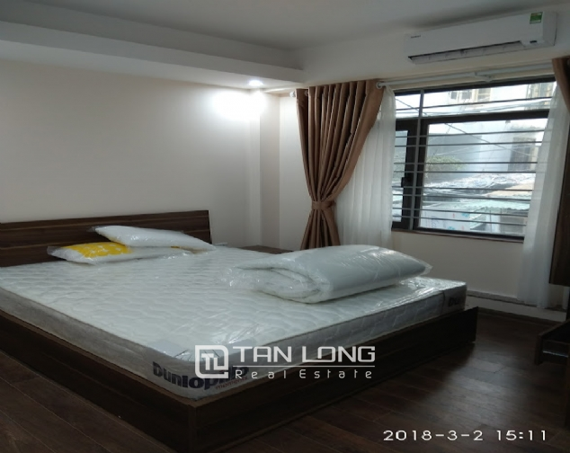Serviced apartment for rent on Huynh Thuc Khang, Dong Da 3