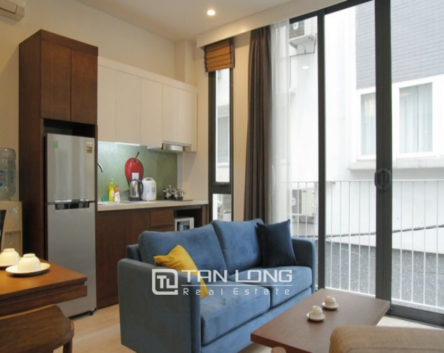Serviced apartment for rent on Kim Ma street, 2 bedrooms 2