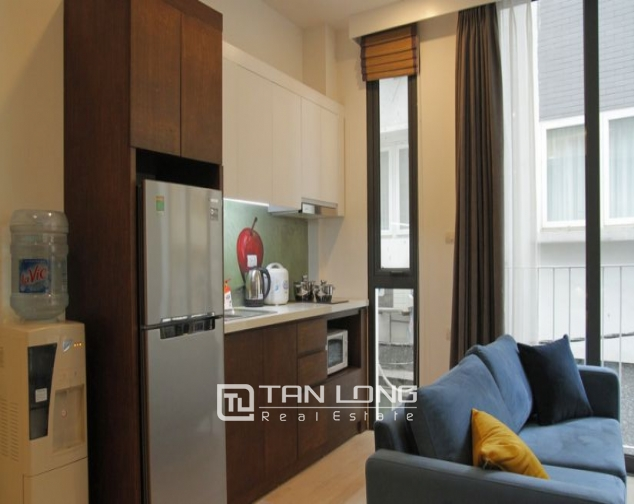 Serviced apartment for rent on Kim Ma street, 2 bedrooms 3