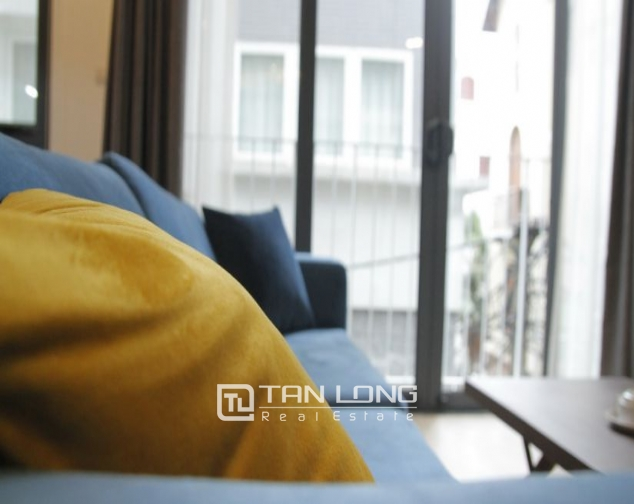 Serviced apartment for rent on Kim Ma street, 2 bedrooms 4