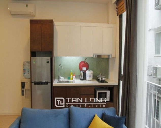 Serviced apartment for rent on Kim Ma street, 2 bedrooms 5