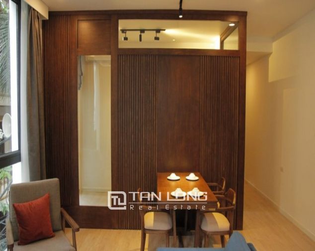 Serviced apartment for rent on Kim Ma street, 2 bedrooms 6