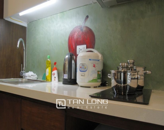 Serviced apartment for rent on Kim Ma street, 2 bedrooms 7