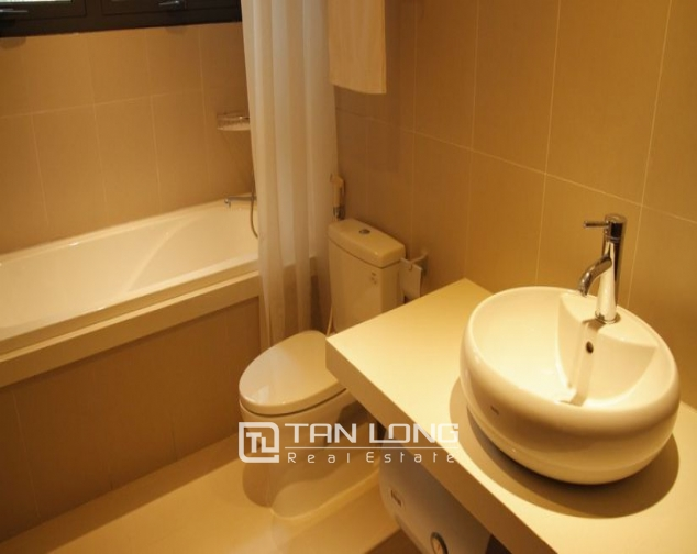Serviced apartment for rent on Kim Ma street, 2 bedrooms 8