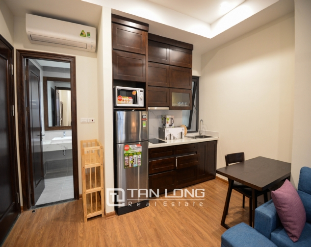 Serviced apartment for rent on Lane 19, Lieu Giai street 1
