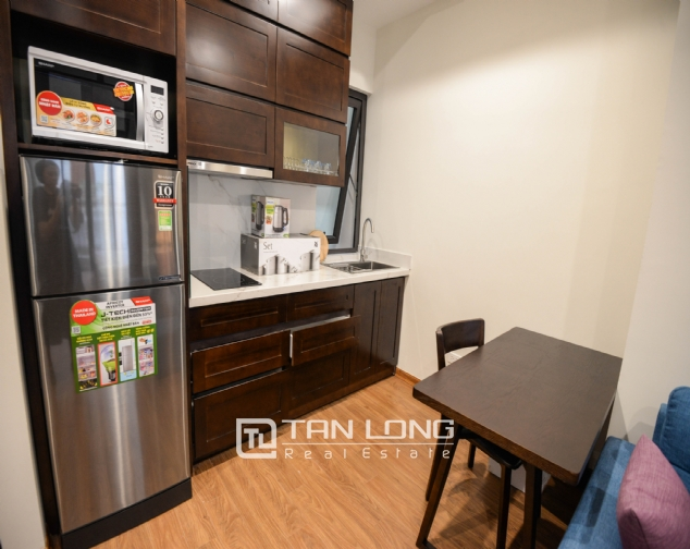 Serviced apartment for rent on Lane 19, Lieu Giai street 3