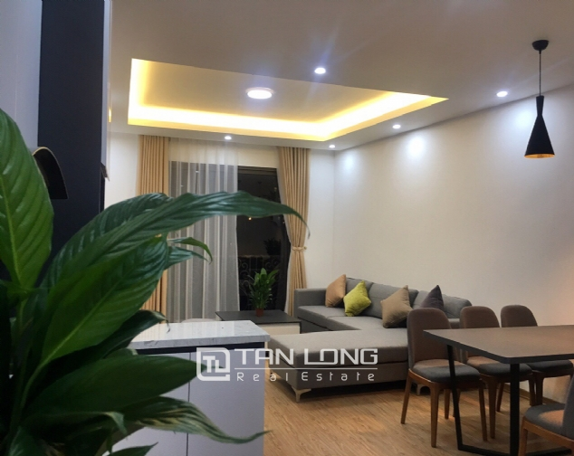 Serviced apartment for rent on lane 236 Au Co street, Tay Ho 1