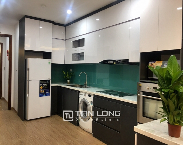 Serviced apartment for rent on lane 236 Au Co street, Tay Ho 3
