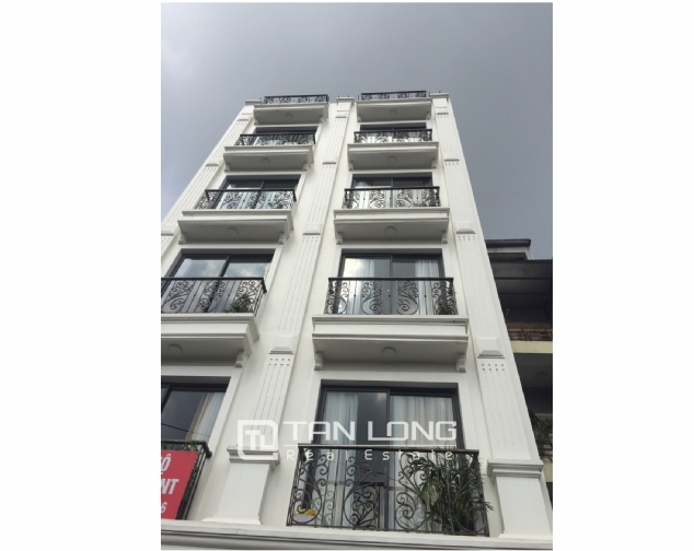 Serviced apartment for rent on lane 236 Au Co street, Tay Ho 6