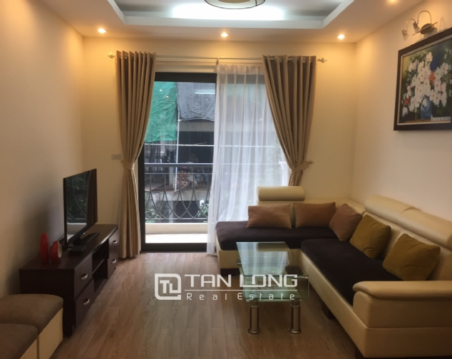 Serviced apartment for rent on Lane 275, Au Co street,Tay Ho 1
