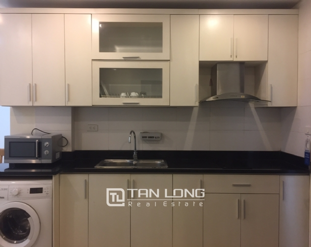 Serviced apartment for rent on Lane 275, Au Co street,Tay Ho 2