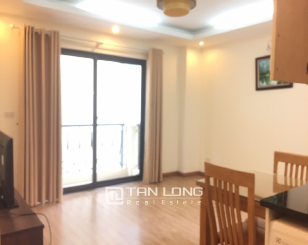 Serviced apartment for rent on Lane 275, Au Co street,Tay Ho 3