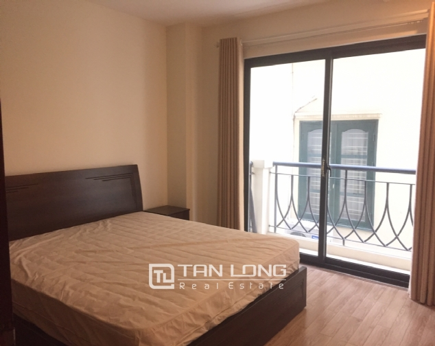 Serviced apartment for rent on Lane 275, Au Co street,Tay Ho 5