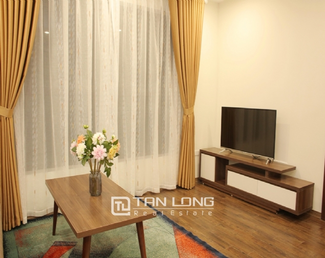 Serviced apartment for rent on Lane 58, Dao Tan street, Ba Dinh 1