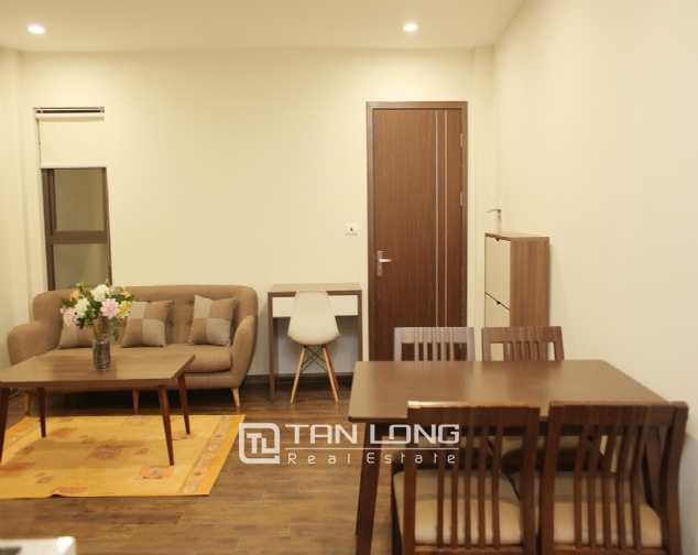 Serviced apartment for rent on Lane 58, Dao Tan street, Ba Dinh 2