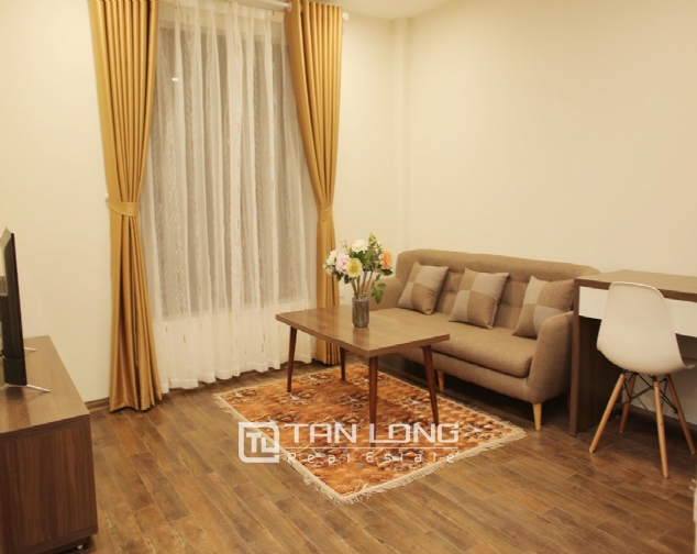 Serviced apartment for rent on Lane 58, Dao Tan street, Ba Dinh 3