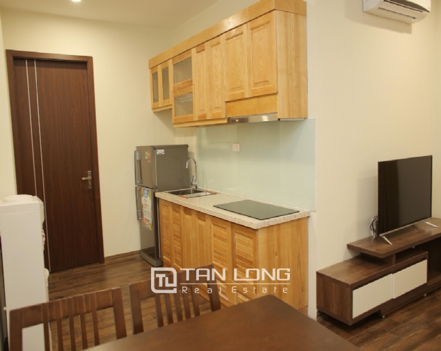 Serviced apartment for rent on Lane 58, Dao Tan street, Ba Dinh 5