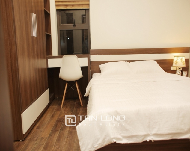 Serviced apartment for rent on Lane 58, Dao Tan street, Ba Dinh 6