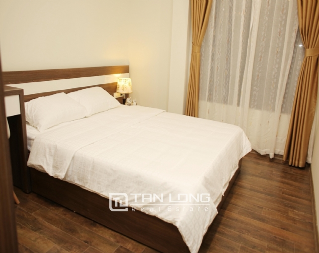 Serviced apartment for rent on Lane 58, Dao Tan street, Ba Dinh 7