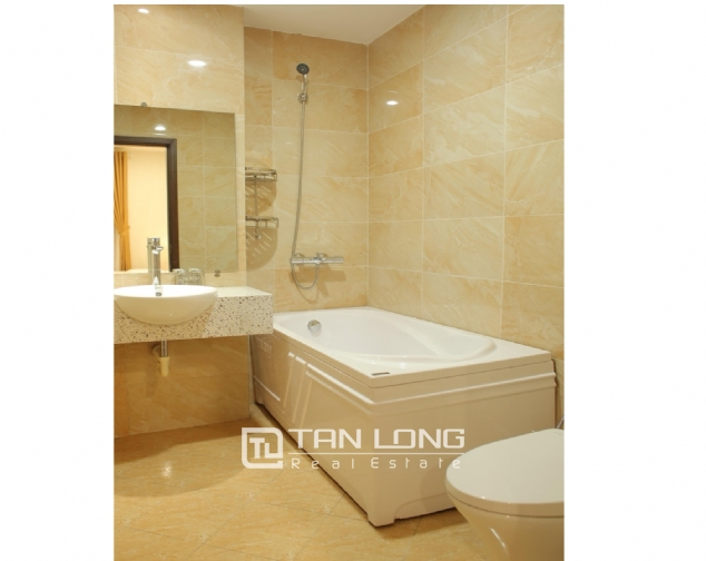 Serviced apartment for rent on Lane 58, Dao Tan street, Ba Dinh 9
