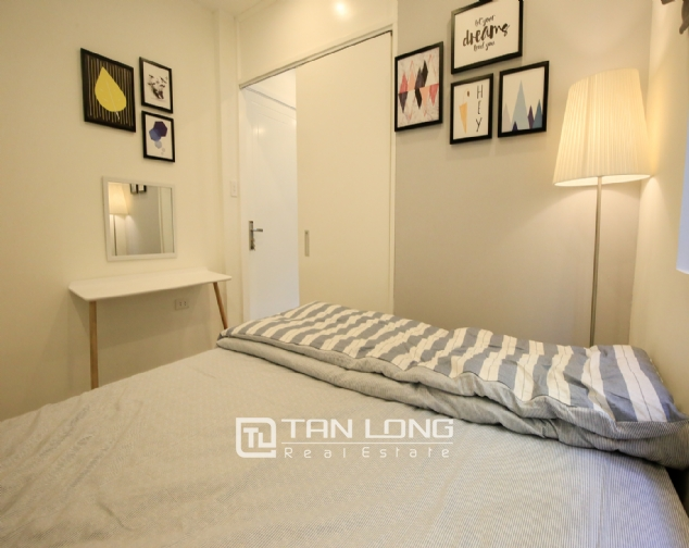 Serviced apartment for rent on Ong Ich Khiem, Ba Dinh district 6