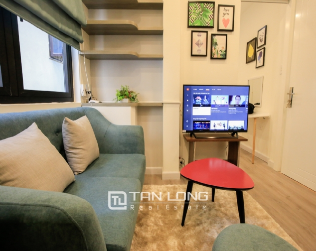 Serviced apartment for rent on Ong Ich Khiem, Ba Dinh district 2