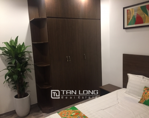 Serviced apartment for rent on Tran Quoc Hoan street 4