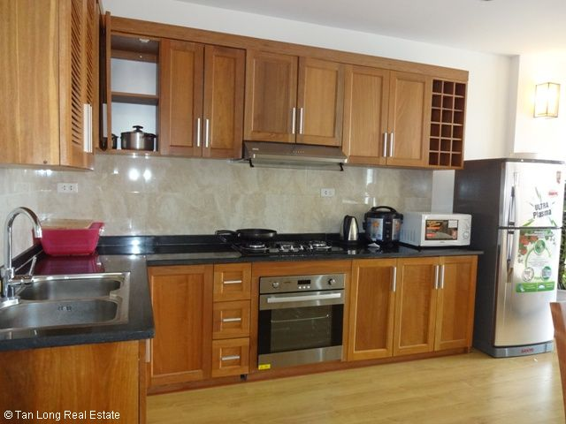 Serviced apartment in Cau Giay district for rent 2