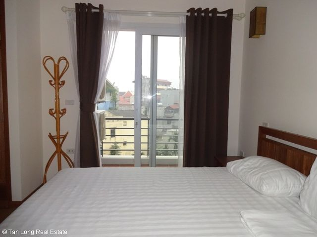 Serviced apartment in Cau Giay district for rent 8