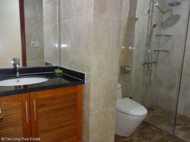 Serviced apartment in Cau Giay district for rent 1