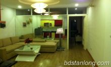Serviced apartment in Dong Da district for rent
