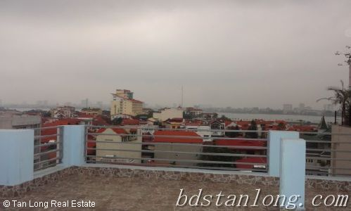 serviced apartment in To Ngoc Van 1