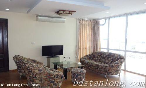 serviced apartment in To Ngoc Van 2