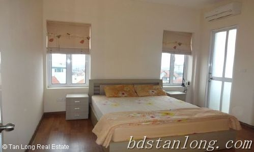 serviced apartment in To Ngoc Van 3
