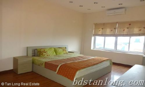 serviced apartment in To Ngoc Van 4