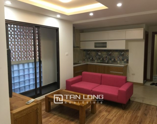 Serviced apartment in Tran Quoc Toan street, Hoan Kiem dist for lease 1