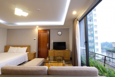 Serviced apartment on Lane 523, Kim Ma street, Ba Dinh