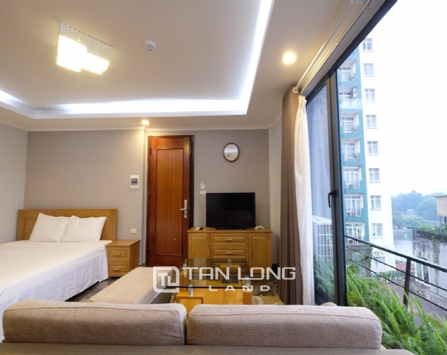 Serviced apartment on Lane 523, Kim Ma street, Ba Dinh 1