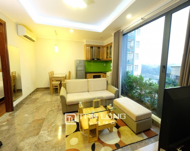 Serviced apartment on Lane 523, Kim Ma street, Ba Dinh 2