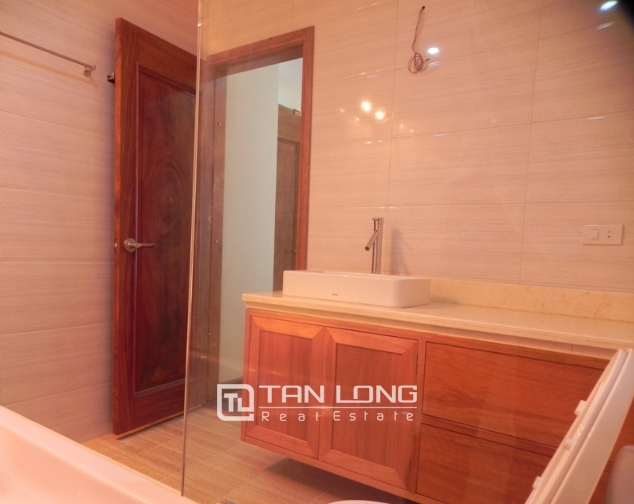 Serviced apartment with 1 bedroom for lease in Pham Ngoc Thach, Dong Da district 10
