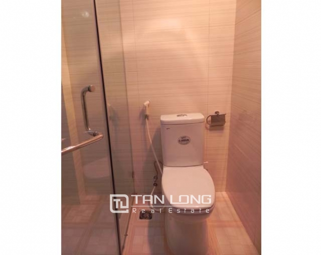 Serviced apartment with 1 bedroom for lease in Pham Ngoc Thach, Dong Da district 2