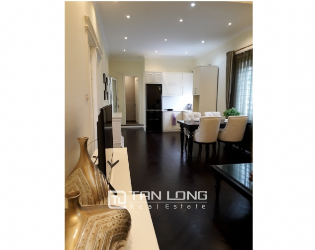 Serviced apartments for rent on Giang Vo street 1