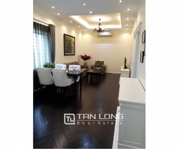 Serviced apartments for rent on Giang Vo street 2