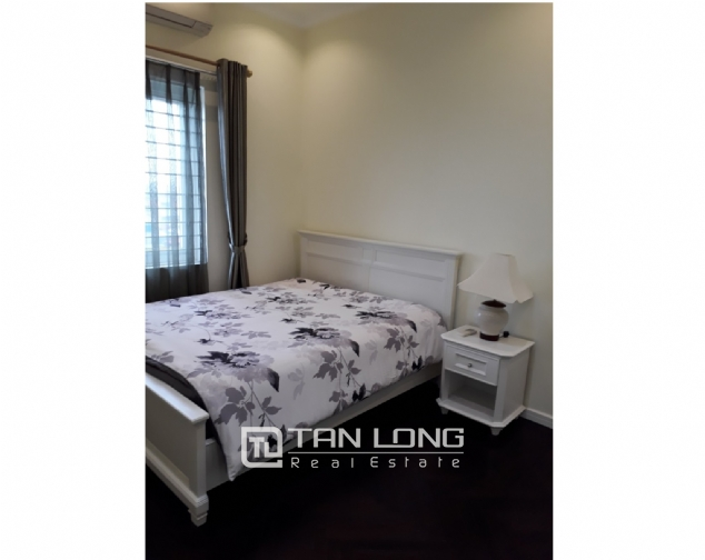 Serviced apartments for rent on Giang Vo street 3
