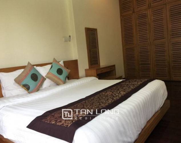 Serviced apartments in Hang Than street, Hai Ba Trung district, Hanoi for lease 4