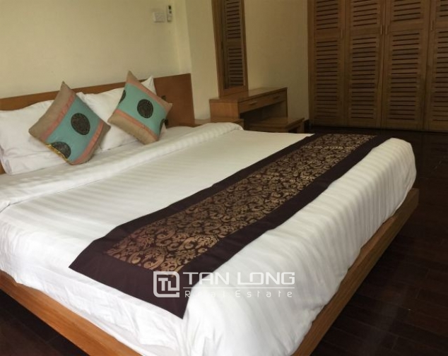 Serviced apartments in Hang Than street, Hai Ba Trung district, Hanoi for lease 5