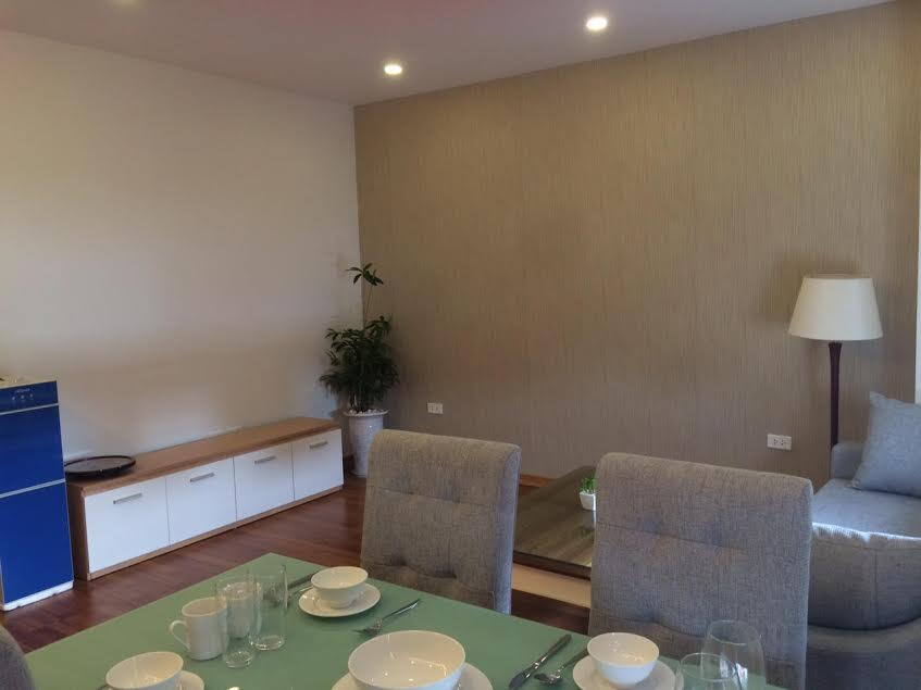 Serviced apartments super nice and comfortable for rent in Quan Hoa street, Nghia Do ward, Cau Giay district, Hanoi
