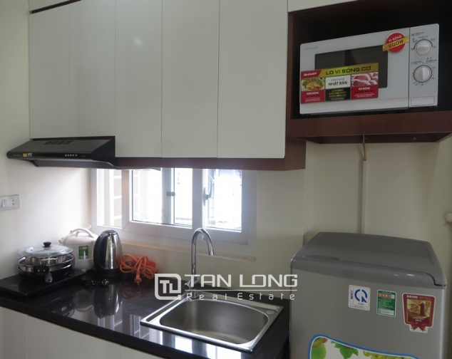 Serviced one bedroom apartment for rent in Dinh Thon, My Dinh, Hanoi 2